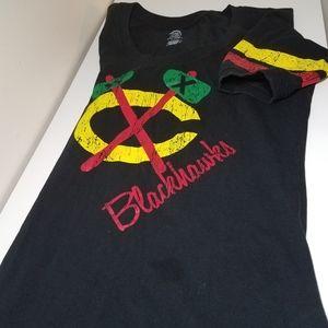 Women's Chicago Blackhawks Official NHL Shirt